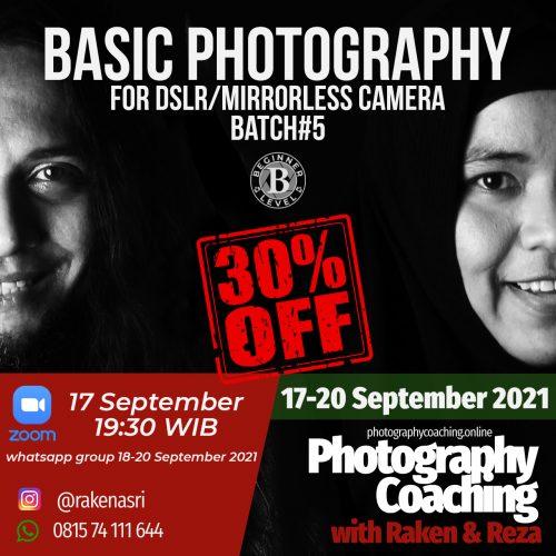 Basic DSLR&Mirrorless Camera #5ok