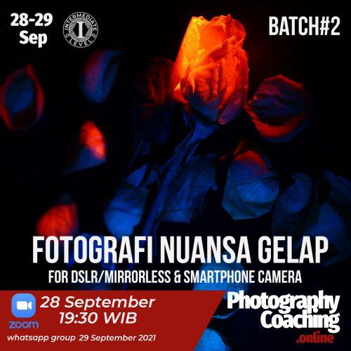Nuangsa Gelap poster B2 Smartphone