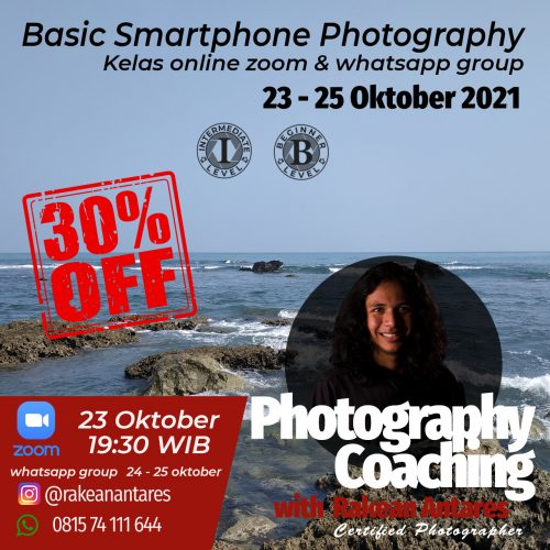 Smartphone photogaraphy Certified Photographer #21 ok