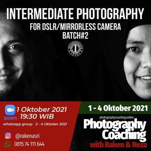 intermediate DSLR&Mirrorless Camera ok